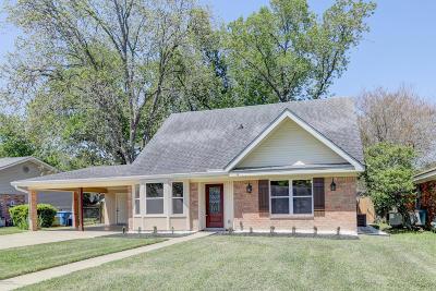 Lafayette Single Family Home For Sale: 402 Corona Drive