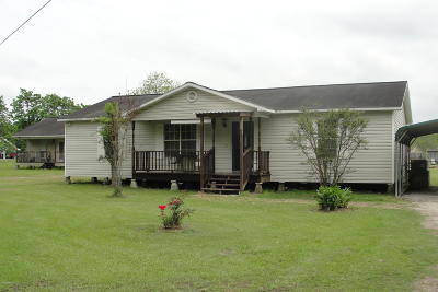 Carencro Single Family Home For Sale: 2004 N Wilderness Trail