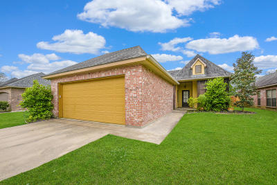 Youngsville Single Family Home For Sale: 208 Red Cedar Lane