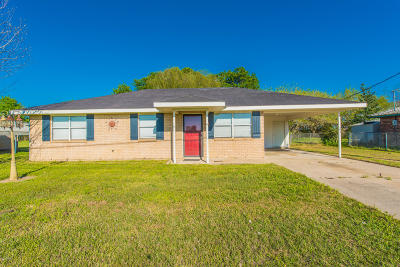Vermilion Parish Single Family Home For Sale: 11637 Judge Doucet Road