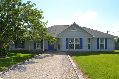 Jennings Single Family Home For Sale: 17477 Peloquin Rd Road