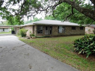 Opelousas Single Family Home For Sale: 169 Kyle Street
