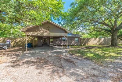 Breaux Bridge Single Family Home For Sale: 1028 Wiltz Street