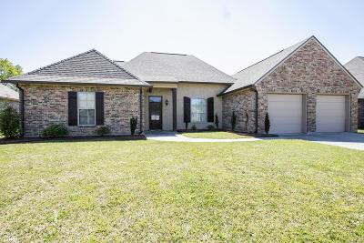 Carencro Single Family Home For Sale: 135 Ridge Run Lane
