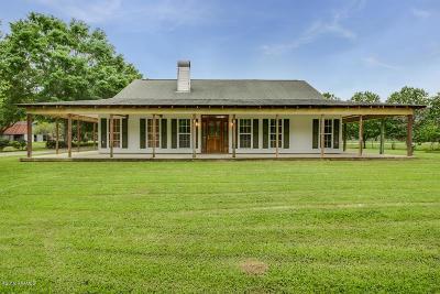 Lafayette Single Family Home For Sale: 4839 W Congress Street