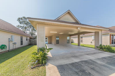 Carencro Single Family Home For Sale: 321 Wexford Street