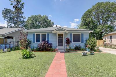 Lafayette Single Family Home For Sale: 111 Norine Street