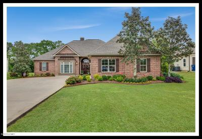 Crowley Single Family Home For Sale: 107 Clark Court