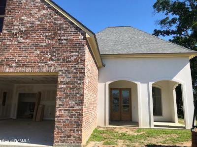 Lafayette Single Family Home For Sale: 408 N Montauban Drive