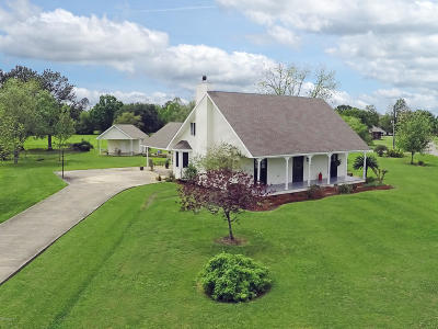 New Iberia Single Family Home For Sale: 705 Landview Drive