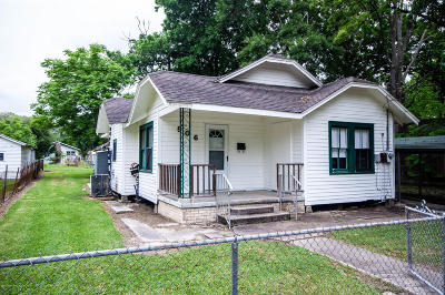 Kaplan Single Family Home For Sale: 506 Guidry Avenue