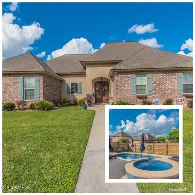 Lafayette Single Family Home For Sale: 307 S Montauban Drive