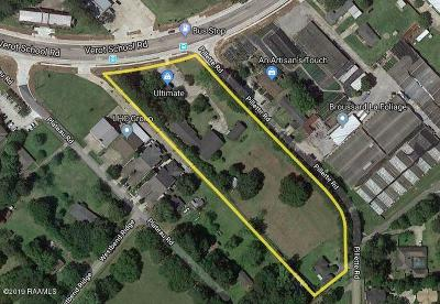 Lafayette Residential Lots & Land For Sale: 501 Verot School Road