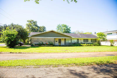 Ville Platte Single Family Home For Sale: 212 Demoncherveaux Boulevard