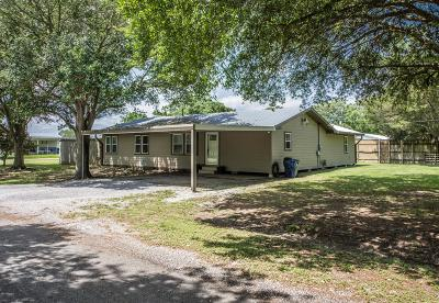 Vermilion Parish Single Family Home For Sale: 15232 Sid Avenue
