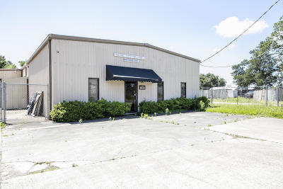 Lafayette Parish Commercial For Sale: 105 Bonin Road Road