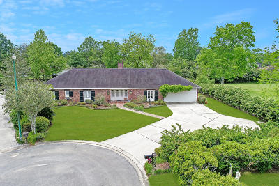 Lafayette Single Family Home For Sale: 101 Ansley Circle