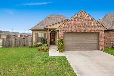Youngsville Single Family Home For Sale: 114 Adler Place