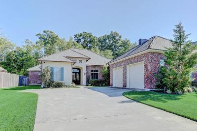 Lafayette Single Family Home For Sale: 204 Mount Hope Avenue