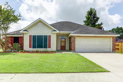 Youngsville Single Family Home For Sale: 207 Greenwich Place