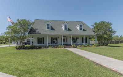 New Iberia Single Family Home For Sale: 5209 Rip Van Winkle Road
