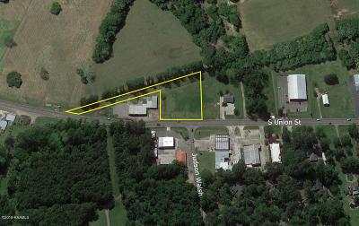 St Landry Parish Residential Lots & Land For Sale: 2992 S Union Street