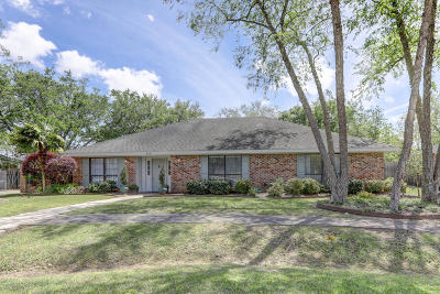 Lafayette Single Family Home For Sale: 810 Canaan Drive