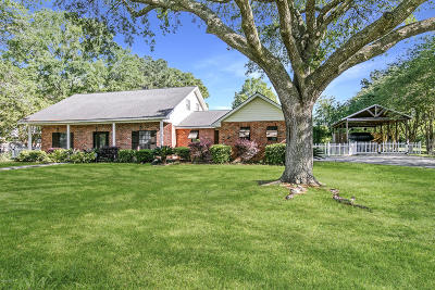Youngsville Single Family Home For Sale: 116 Countryview Drive