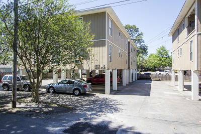 Lafayette Rental For Rent: 1318 Lee Avenue #A-2