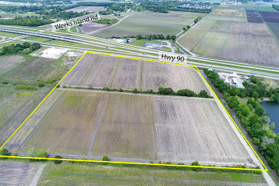 New Iberia Farm For Sale: Tbd Hwy 90 Frontage