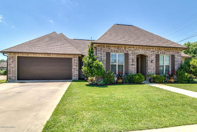 New Iberia Single Family Home For Sale: 1100 Christopher