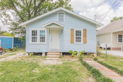 Single Family Home For Sale: 911 E 6th Street