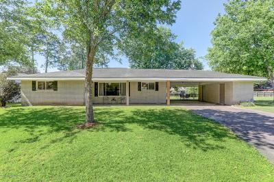 Lafayette Single Family Home For Sale: 113 Gayle Drive