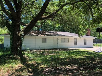 Ville Platte Single Family Home For Sale: 138 W Lester Street