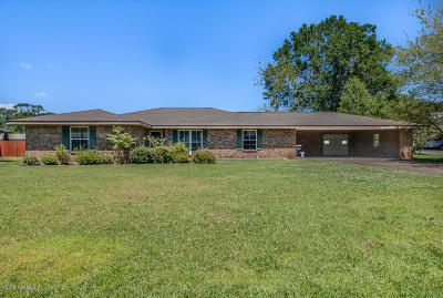 Carencro Single Family Home For Sale: 126 St Pierre Boulevard