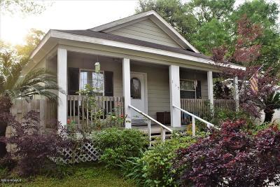 New Iberia Single Family Home For Sale: 117 Orleans Avenue