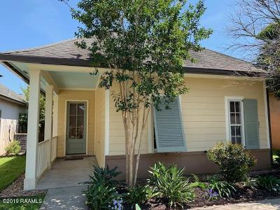 Youngsville Single Family Home For Sale: 110 Barton Terrace