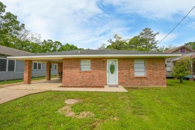 Arnaudville Single Family Home For Sale: 1056 Main Highway