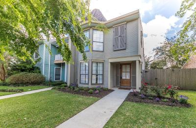 Lafayette Single Family Home For Sale: 18 Courtyard Circle