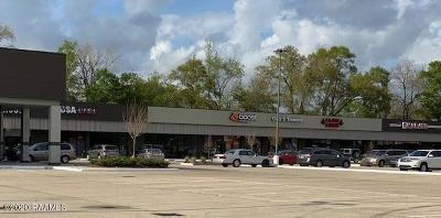 Lafayette Parish Commercial Lease For Lease: 2480 W Congress Street #2480