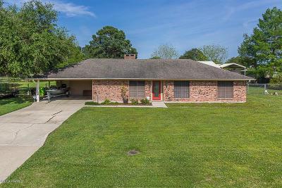 Breaux Bridge Single Family Home For Sale: 1045 Julie Street