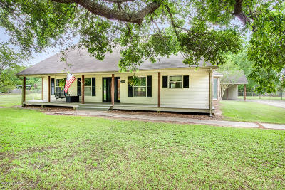 Carencro Single Family Home For Sale: 334 Meche Road