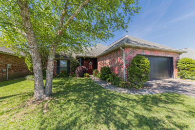 Lafayette Single Family Home For Sale: 207 Rue Aubin