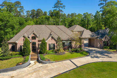 Single Family Home For Sale: 2836 Bordelon Road