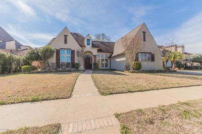 Lafayette Single Family Home For Sale: 403 Torrenova Circle