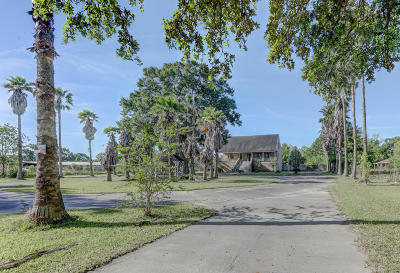 Abbeville Single Family Home For Sale: 3318 Veterans Memorial Drive