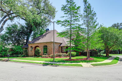 Lafayette Single Family Home For Sale: 103 Towne Drive