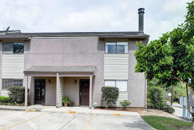 Lafayette  Single Family Home For Sale: 110 W Bayou Parkway #101