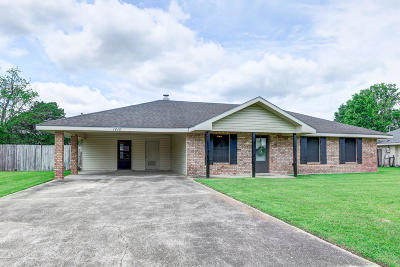 New Iberia Single Family Home For Sale: 1410 Dehart Drive