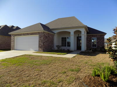 Broussard Single Family Home For Sale: 213 Windy Feather Drive
